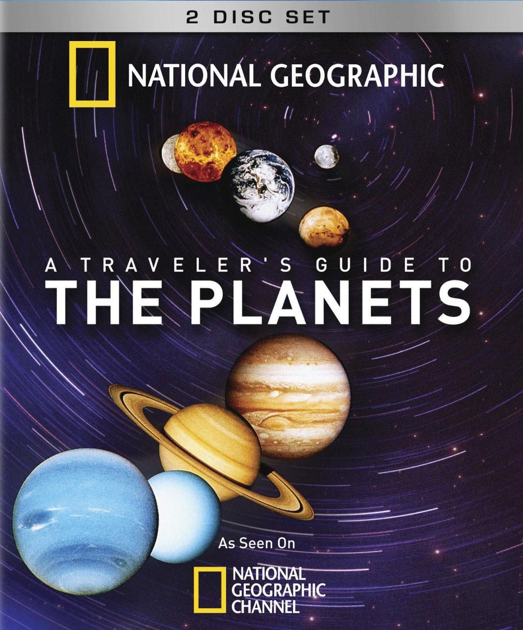 مستند راهنمای سفر به سیارات