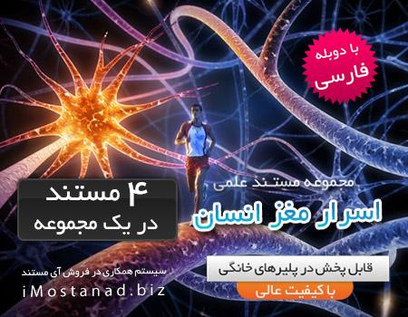 مستند علمی اسرار مغز انسان