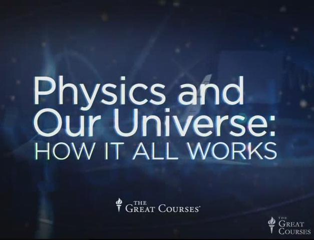 فیزیک و چگونگی کارکرد جهان هستی